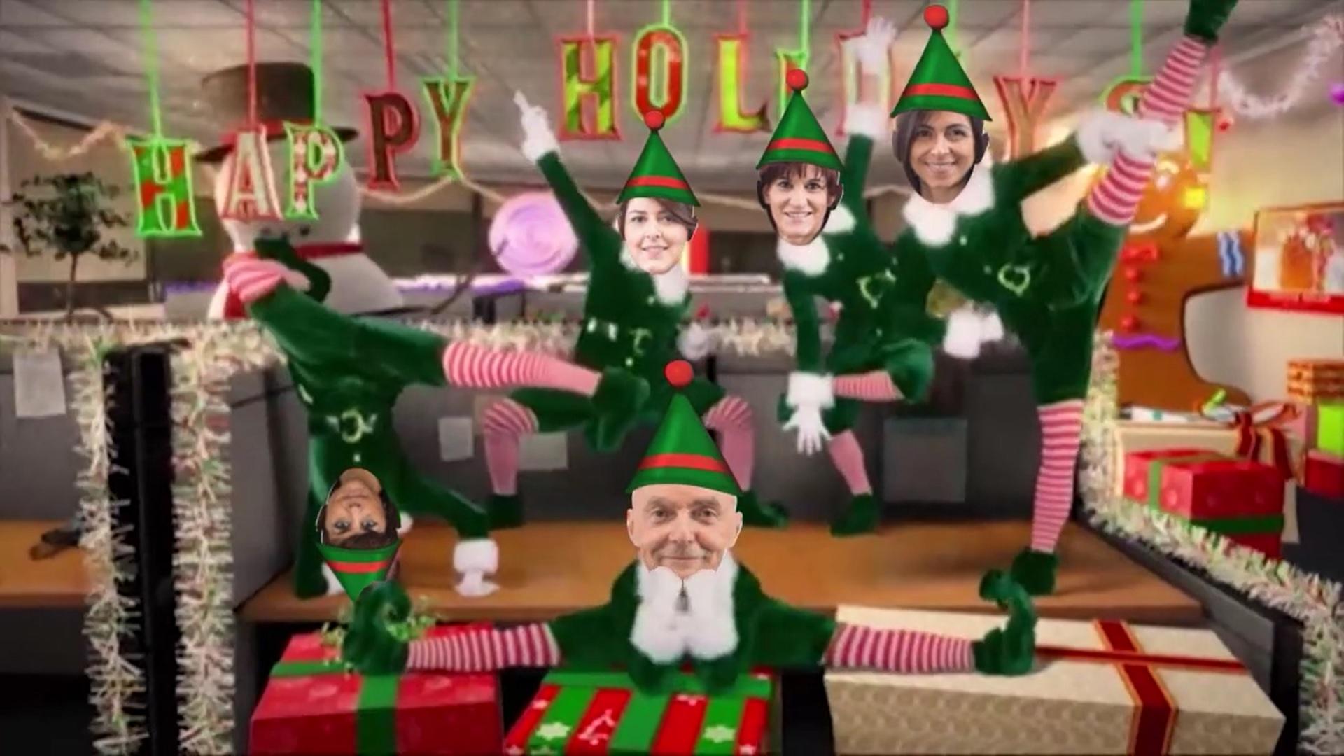 Buon Natale e felice 2017