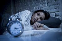 non riesco a dormire