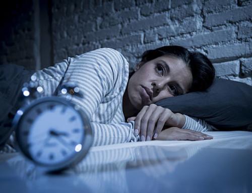 Cosa fare se non riesci a dormire