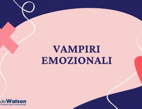 VAMPIRI EMOTIVI… chi sono?