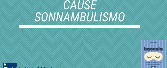 sonnambulismo